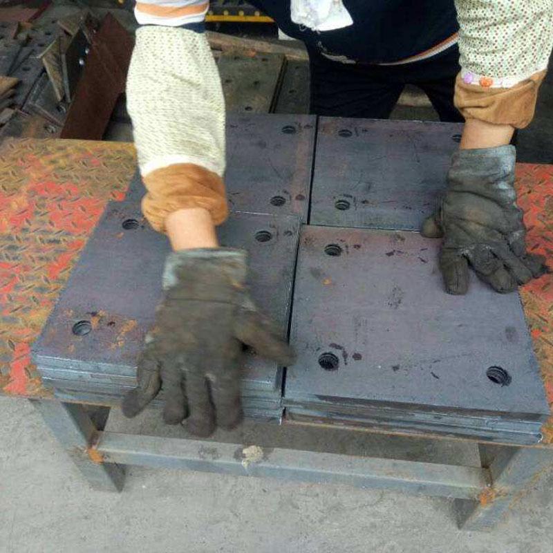 海南钢板加工(冲孔)
